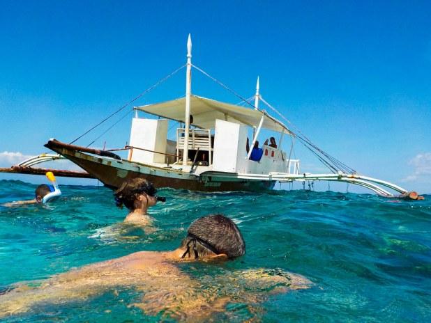 Snorkel Balicasag