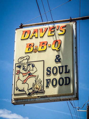 Dave's BBQ and Soul Food