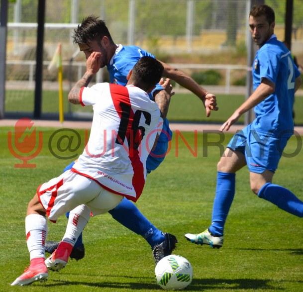 Rayo B 0-2 RSD Alcalá
