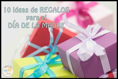 Lista de regalos para el Día de la Madre. Ideas de regalos