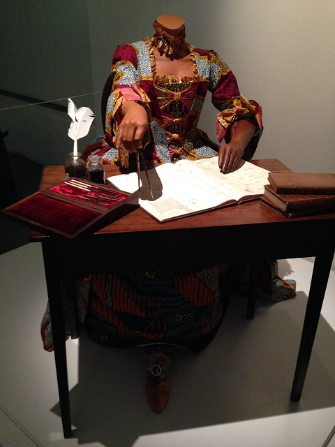 Yinka Shonibare: The Age of Enlightenment, at Lexington KY 21c Museum Hotel