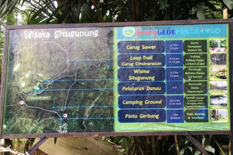 Surrounding Map