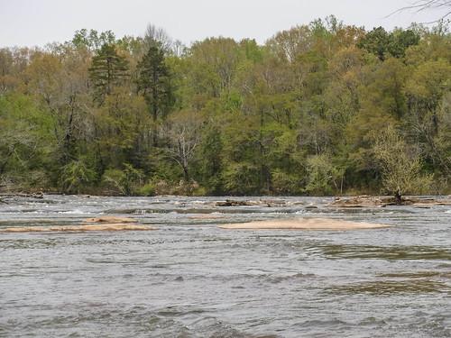 Saluda River at Pelzer-87