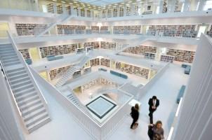 Bildergebnis für bibliothek stuttgart