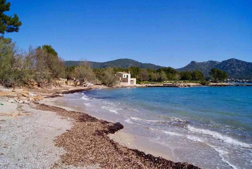 Ruta de playas por Son Servera