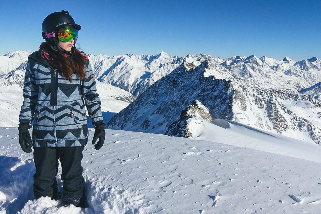 Skiing in Solden, Austria - Blog Review