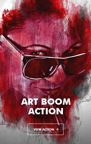 Painting Art - Painting Photoshop Action - 9