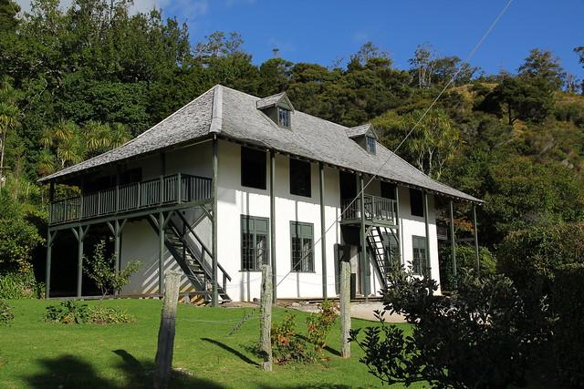 Pompallier House
