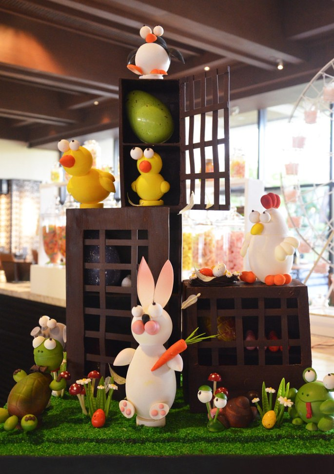 Easter in Spiral 2017