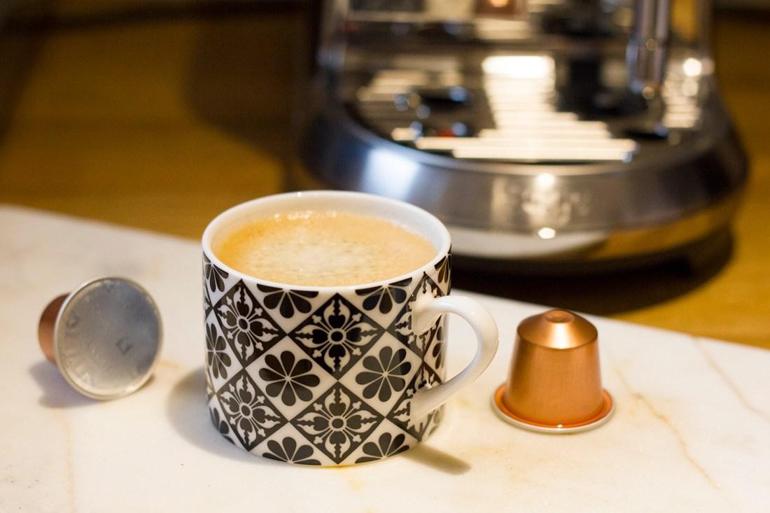 Nespresso Creatista - Lungo Coffee