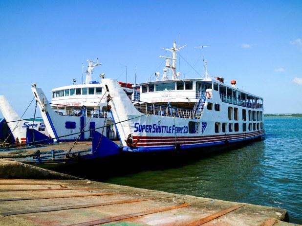 Ferry a Bantayan