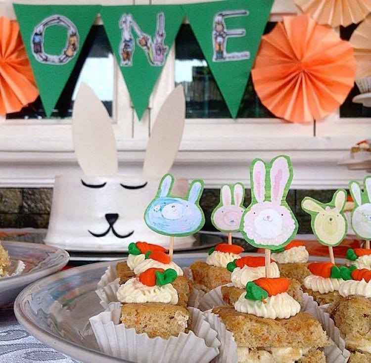 Homemade Parties DIY Party_Easter Bunny Theme_Ember02