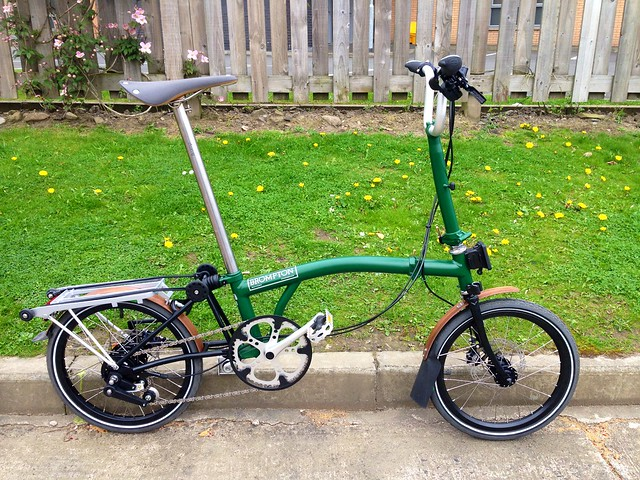 Alfine Disc Brompton