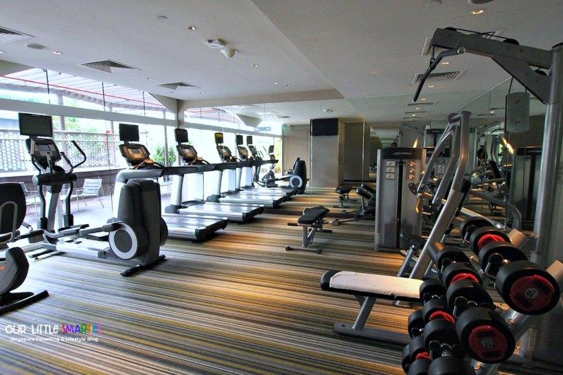 Village Hotel Katong Gym