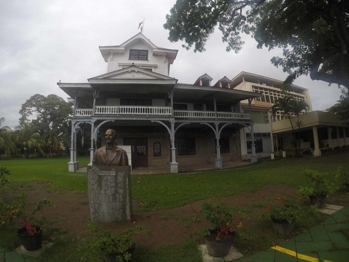 Silliman University Anthropology Museum Dumaguete City