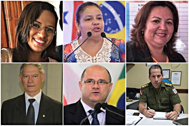 Holofotes em 6 VIPs. Roberta, Rosilane, Célio, Marcela, Alysson e Héldson, 6 VIPs - Roberta, Marcela, Rosilane, Célio, Alysson e Héldson