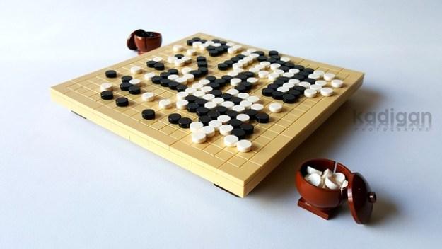 Go (圍棋)