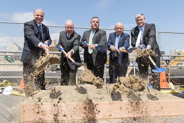 Media Set: Atlantic City Gateway Project Groundbreaking with Governor Chris Christie