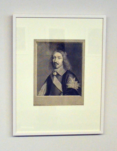Robert Nanteuil – Michel le Telllier, efter Philippe de Champaigne