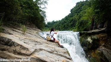 malubog lake itinerary