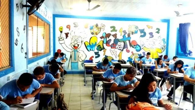 Fórum reunirá na próxima semana estudantes de Santarém, Belterra e Mojuí, Escola Pedro Álvares Cabral