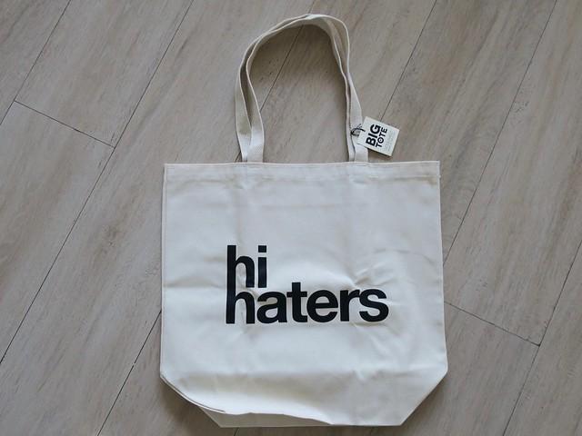 bag giveaway