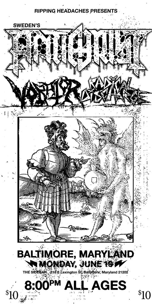 Antichrist at Sidebar