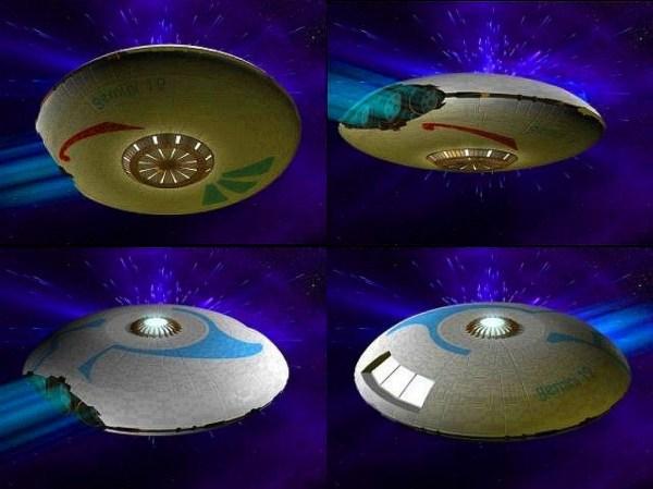 LIS Fan Art Concept (Gemini 12)   Lost in Space Forum