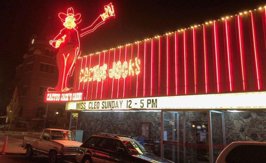 Cactus Jack's Casino