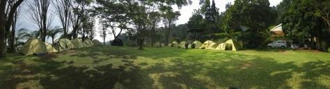 Tanakita Campsite