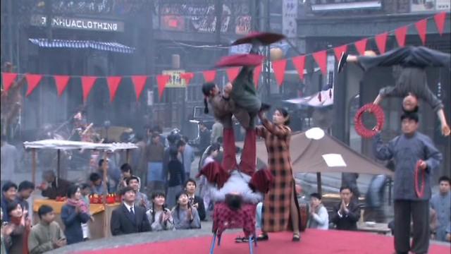 ガオ・シーシー『新・上海グランド』(高希希『新上海灘』, Gao Xixi, Shang Hai Bund) (c) 北京天中映画文化芸術有限公司