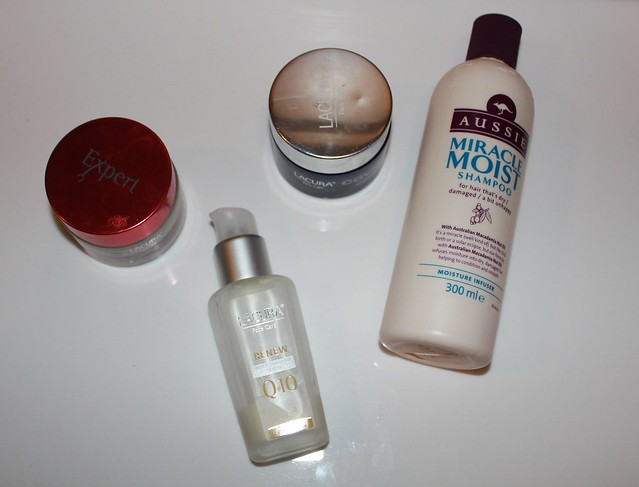 Beauty Rehab Empties