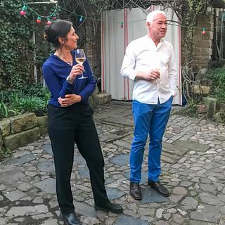 Petra Burckhardt, Ralf Hiener