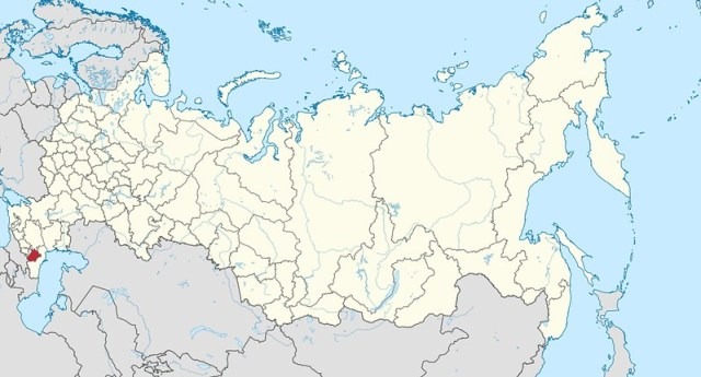 where is Chechnya?