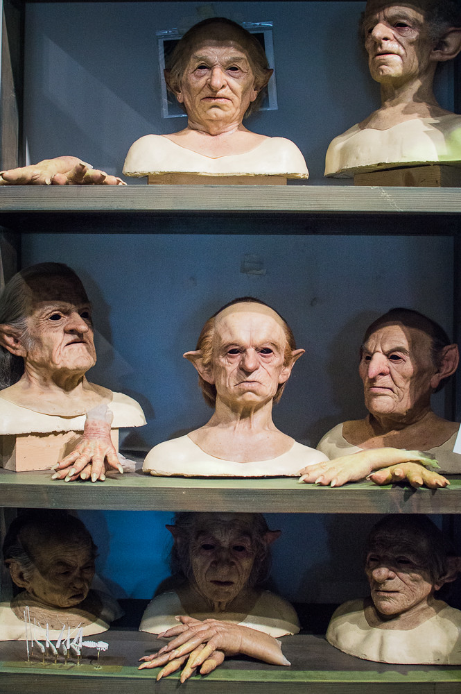 Warner Bros Studio London Harry Potter Goblins