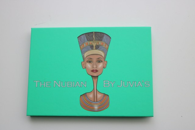 The Nubian palette, closed