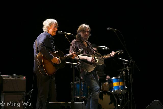 Bill Plaskett & Joel Plaskett @ NAC Southam Hall