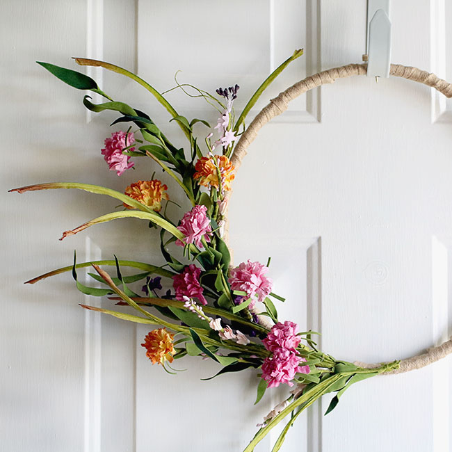 Spring DIY Home Decor Ideas that you can do. Read more at the36thavenue.com