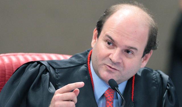 Michel Temer deve nomear o advogado Tarcísio Neto para ministro do TSE, Tarcisio Vieira de Carvalho Neto foto Roberto Jayme TSE