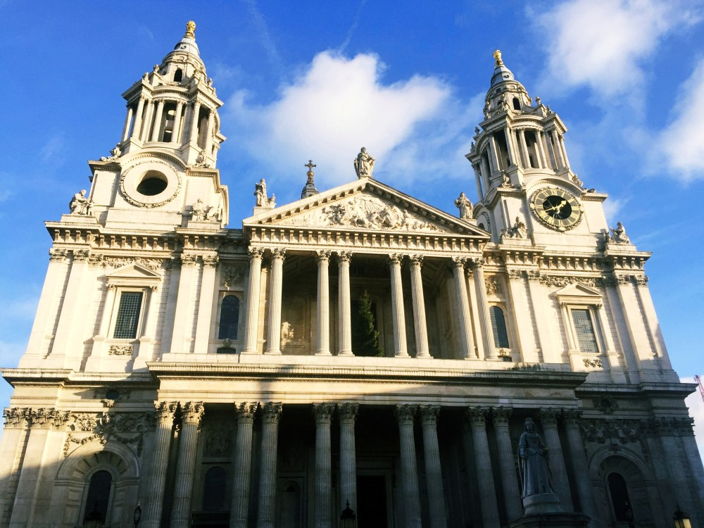11 Dec 2016: St Paul's Cathedral | London, England