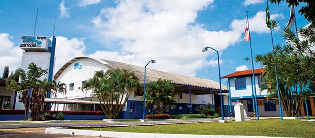 Bertolini tem projeto de porto e estaleiros para Rurópolis, Santarém e Belém, Bertolini em Belém