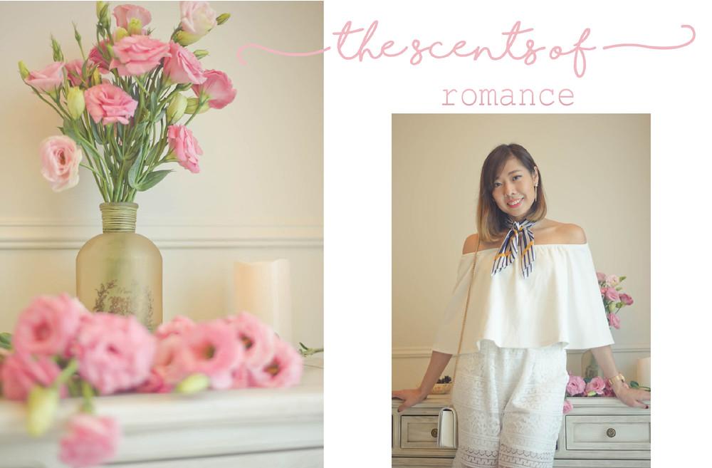 Singapore Fashion Blogger LACE PANTS