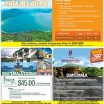 que destinos para ir a GUATEMALA en vacaciones - 28jul14