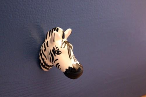 Sideboard, Zebra Knob, Anthropologie