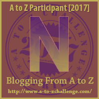 N #AtoZChallenge Nip it in the Bud #Fiction #SFF