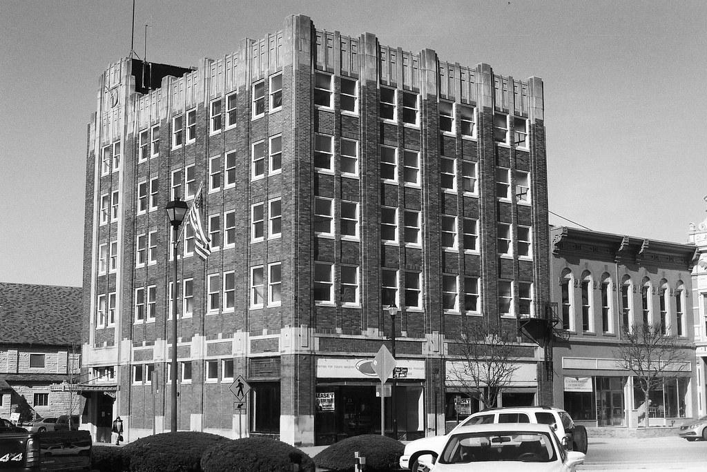 Methodist Building, Shelbyville
