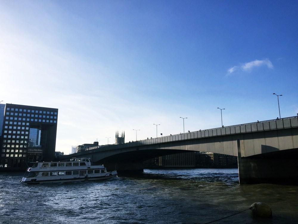 11 Dec 2016: London Bridge   London, England