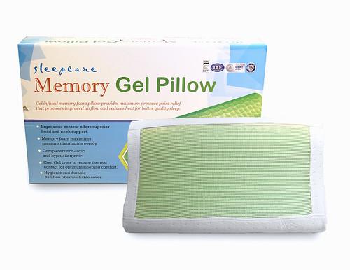Memory Gel Pillow