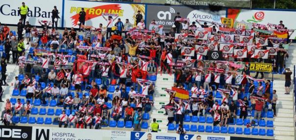 UCAM Murcia 0-1 Rayo