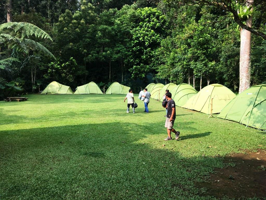 Uniform Tent